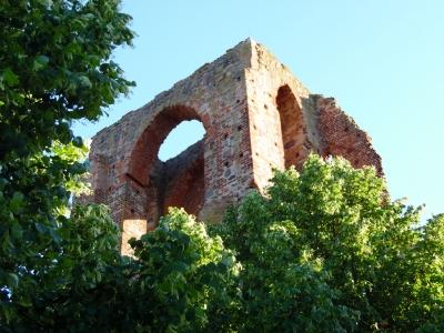 Klosterruine Gramzow