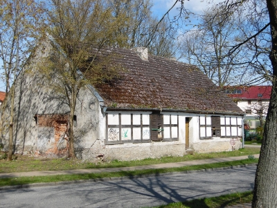 leerstehendes Haus